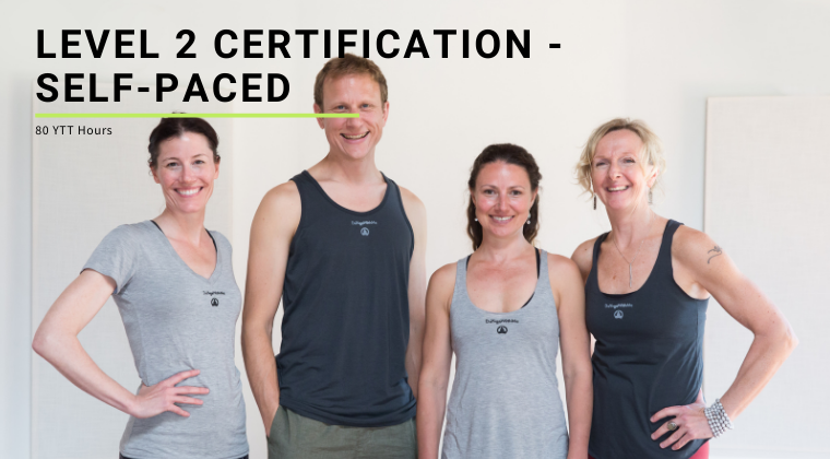Level 2 Certification - Self-Paced