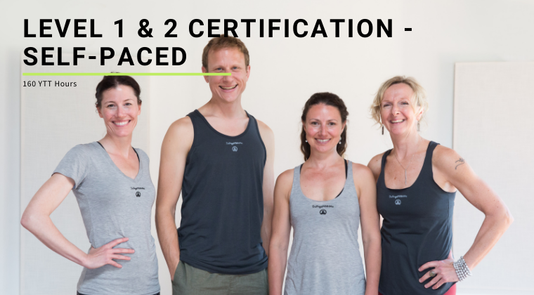 Level 1 & 2 Certification - Self-Paced