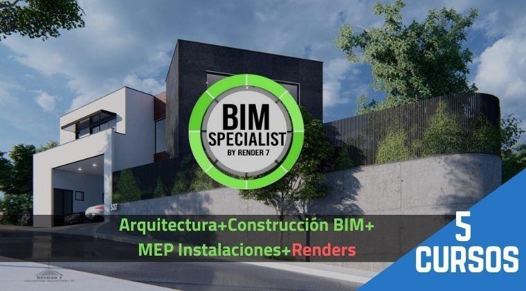 BIM+Renders Experto