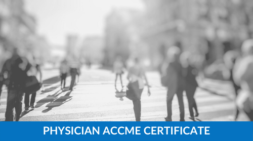 ACCME 20-Credit Certificate Course Bundle