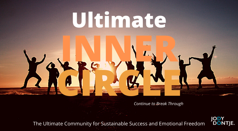 The ULTIMATE Inner Circle - Monthly Membership
