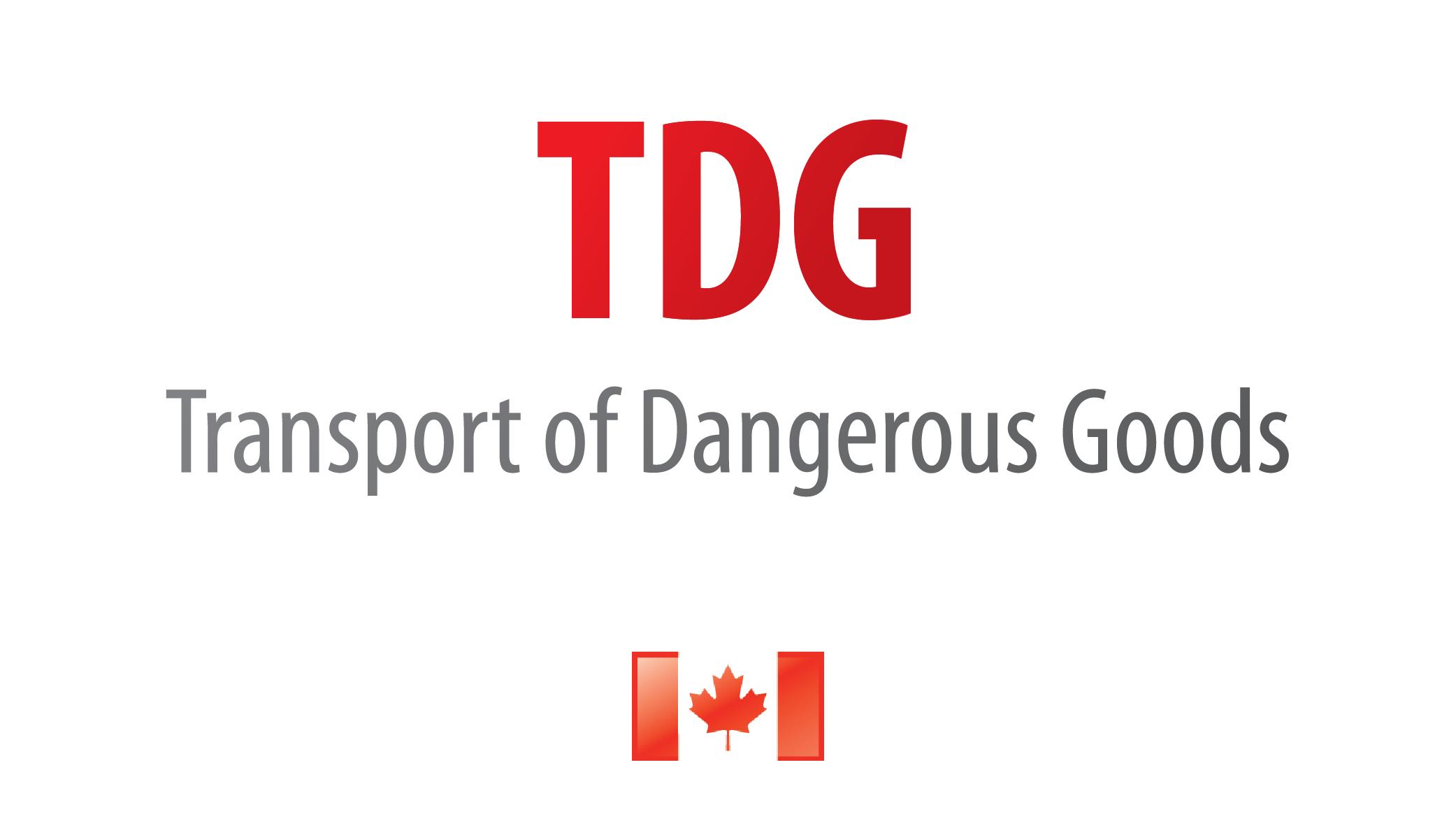 Clear Language Transportation of Dangerous Goods