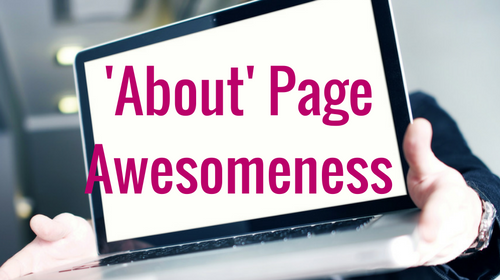 'About' Page Awesomeness: How to Increase Credibility and Promotion