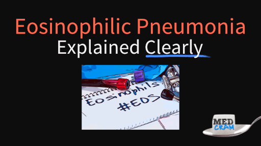 eosinophilic pneumonia explained clearly