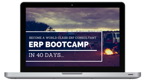 ERP Implementation Consultant Bootcamp - EBS R12.2