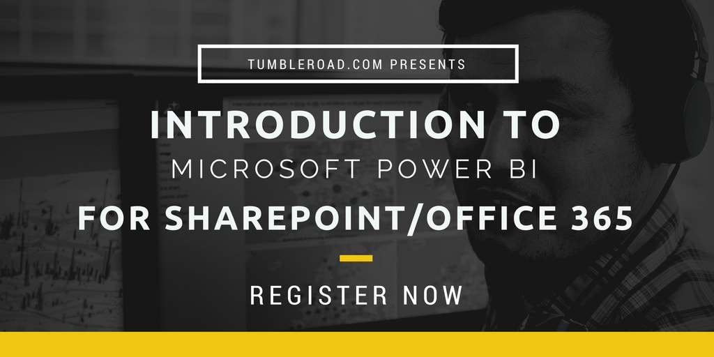 Introduction to Microsoft Power BI for SharePoint / Office 365