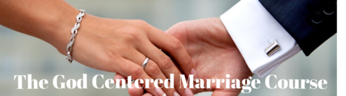 The God Centered Marriage