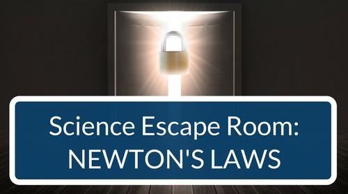 Newton's Laws Escape Room