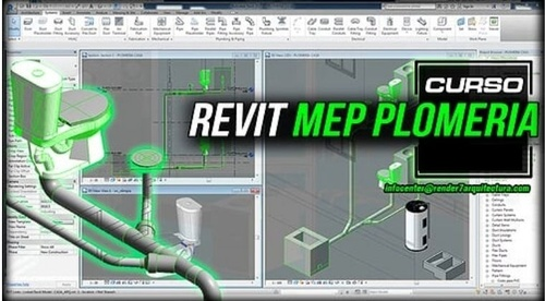 Revit MEP Plomeria