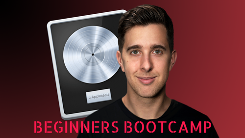 Beginners Logic Pro X Bootcamp