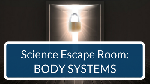Body Systems Escape Room