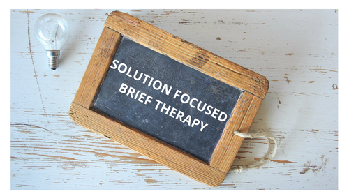 Introduction to Solution Focused Brief Therapy