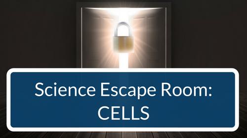 Cells Escape Room