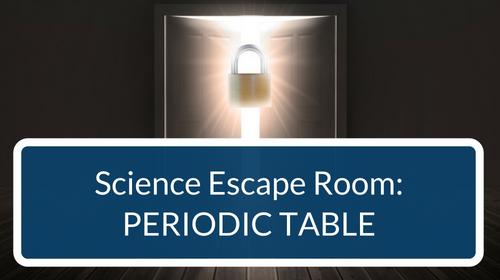 Periodic Table Escape Room
