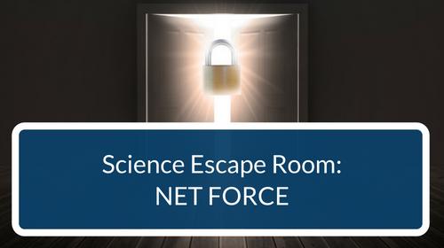Net Force Escape Room