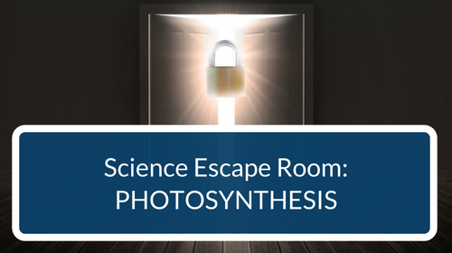 Photosynthesis Escape Room