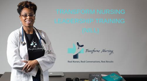 Nurses Influential Leadership Lab