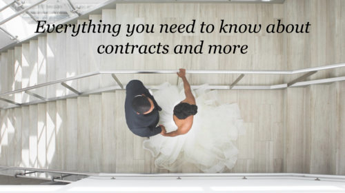 Everything You Need to Know About Contracts