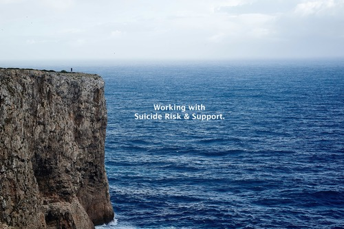 Part 6 of 12 - Working with Suicide Risk (Bundle)