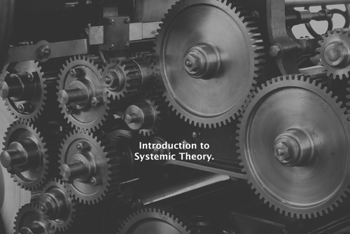 Part 11 of 12 - Introduction to Systemic Theory for Relationship Therapy (Bundle)