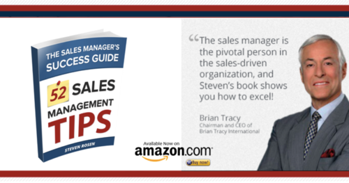 52 Sales Management Tips - The Sales Manager's Success Guide