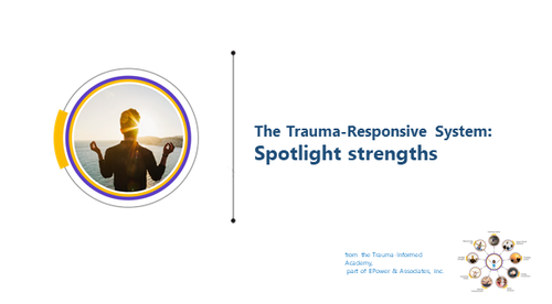 TRS: Spotlight Strengths