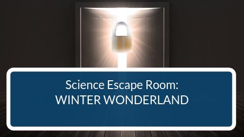 Winter Wonderland Escape Room