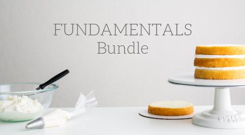 Buttercream Fundamentals (Bundle)