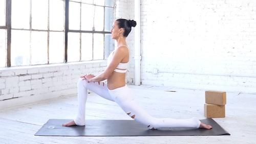 Yoga - Ouverture des hanches