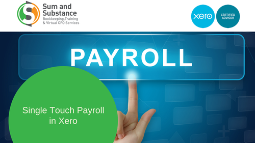 Single Touch Payroll  in Xero for Accountants Clients
