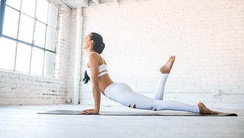 Yoga débutant 2