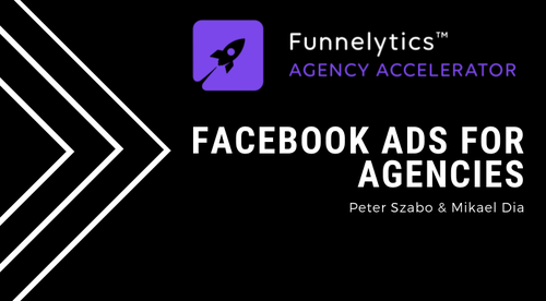 09. Facebook Ads for Agencies