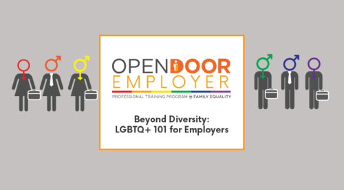 Beyond Diversity: LGBTQ+ 101 for employers