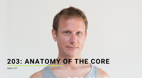 203: Anatomy of the Core