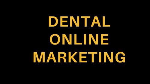 Dental Online Marketing