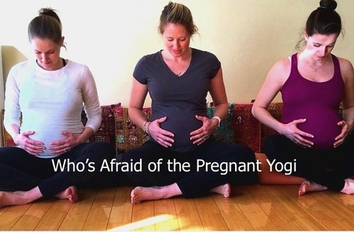 Who's Afraid of the Pregnant Yogi