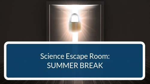 Summer Break Escape Room