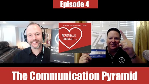 Communication Pyramid