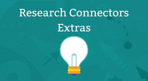 Research Connectors Extras