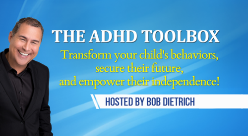 The ADHD Toolbox Lifetime Access