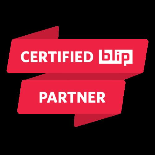 Blip Certified Partner - Exam