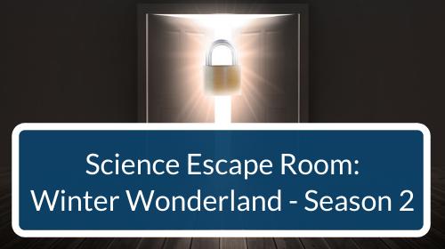 Winter Wonderland Season 2 Escape Room