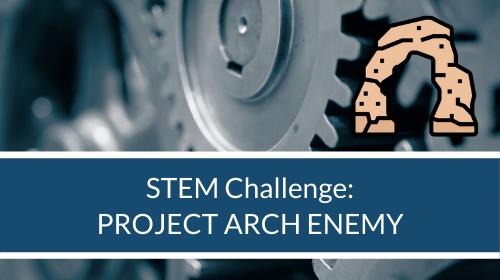 STEM Challenge - I Lava You