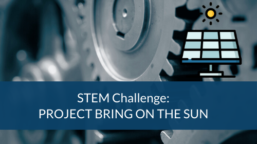 STEM Challenge - Project Clean It Up