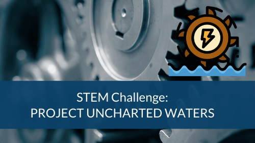 STEM Challenge - Project Uncharted Waters