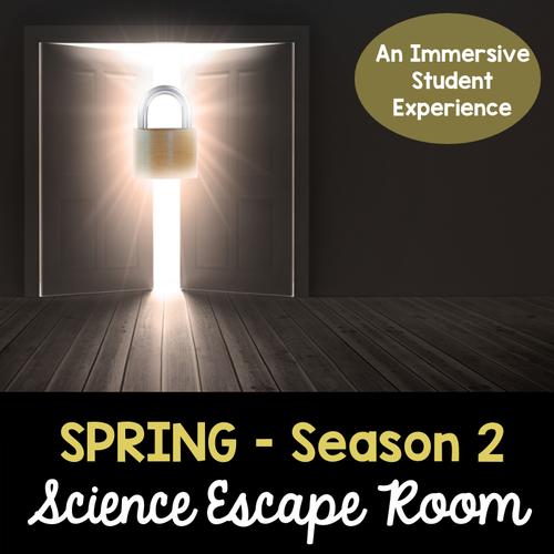 Spring - Season 2 Escape Room