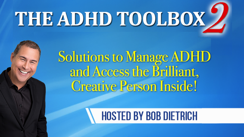 The ADHD Toolbox 2 Lifetime Access