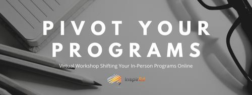 Pivot Your Programs