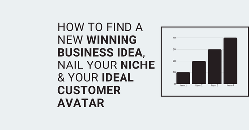 How To Find A New Winning Business Idea, Nail Your Winning Niche & Your Ideal Customer Avatar
