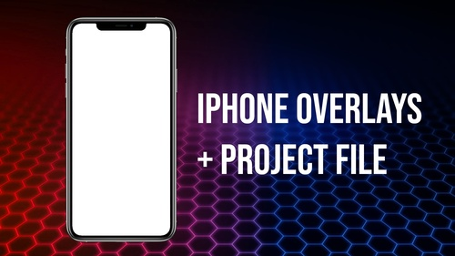 iPhone Overlays + Project File